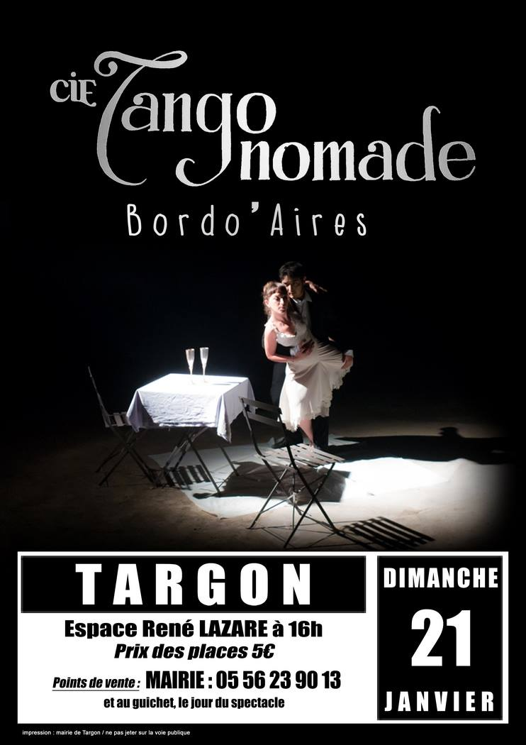 spectacle danse contemporaine spectacle tango argentin